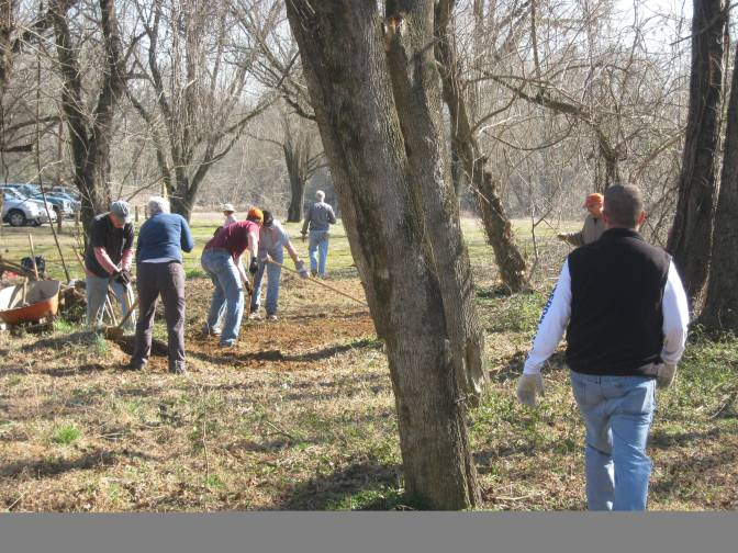 Next Trail Workday: March 10 – Join Us!