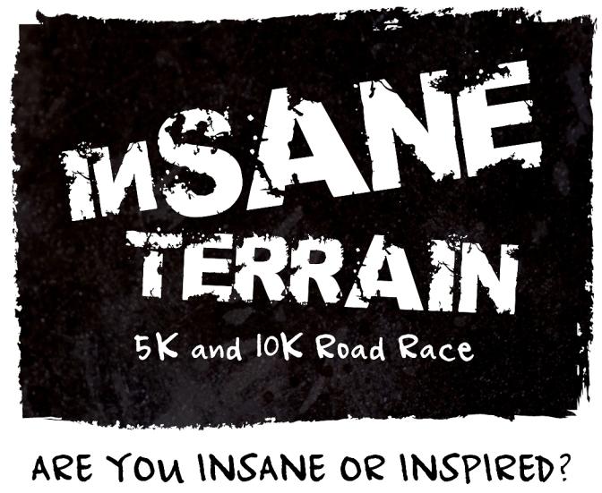 Insane Terrain 5k Registration Underway – Proceeds Will Build Trails!