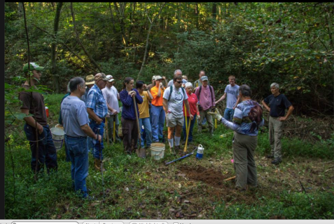 Trail Workday With a Hot Dog Lunch! At Grassy Creek Winery October 4 – Join Us!