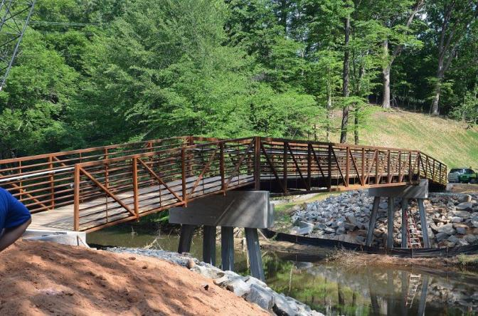 Join Us for the Official Ribbon Cutting for New E&A Rail Trail Bridge – Oct 18
