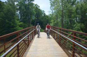 Cyclists_20140517_04Elkin-trail